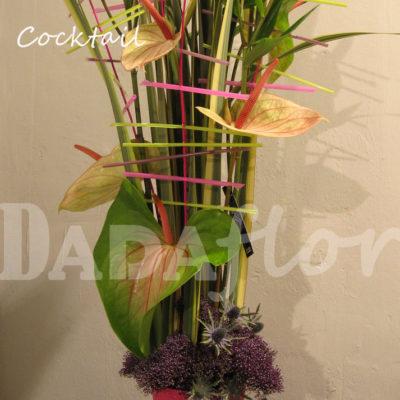 Centro-con-Anthurium-en-tonos-rosados